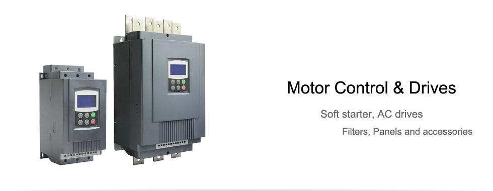 Soft Starter Motor Soft Start Stop Controls